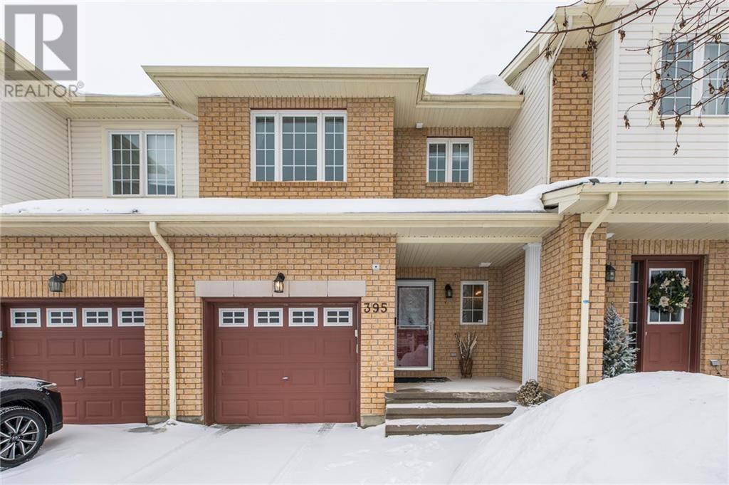Townhouse for sale at 395 Brigitta St Stittsville Ontario - MLS: 1182530