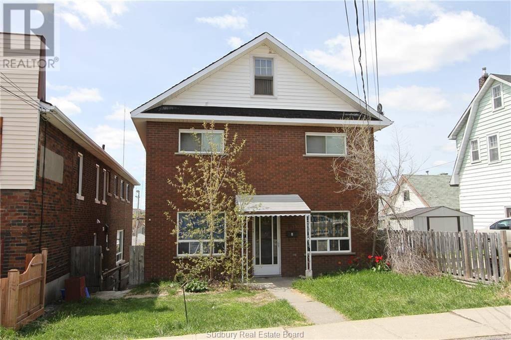 Townhouse for sale at 395 Burton Ave Sudbury Ontario - MLS: 2082099