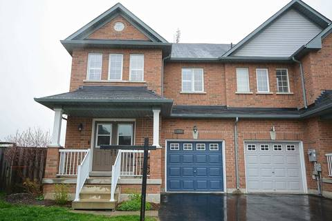 Townhouse for sale at 395 Bussel Cres Milton Ontario - MLS: W4450701