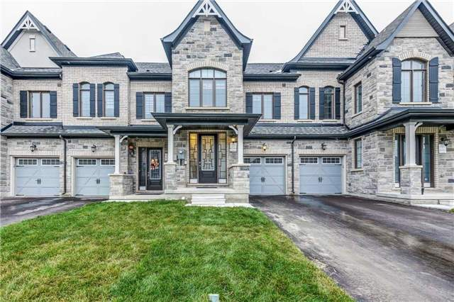 For Sale: 395 Chouinard Way, Aurora, ON | 3 Bed, 3 Bath Townhouse for $828,888. See 20 photos!