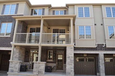 Townhouse for rent at 395 Cranbrook Common St Oakville Ontario - MLS: W4553901