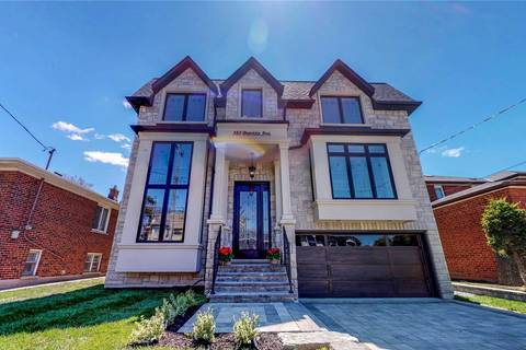House for sale at 395 Patricia Ave Toronto Ontario - MLS: C4496197