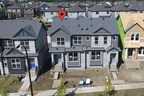 Townhouse for sale at 395 Pioneer Rd Spruce Grove Alberta - MLS: E4165446