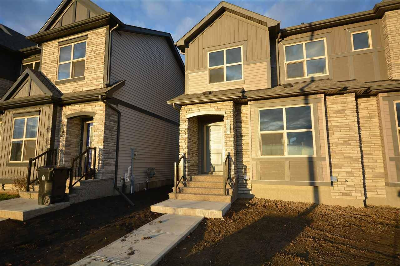 Townhouse for sale at 395 Pioneer Rd Spruce Grove Alberta - MLS: E4177491
