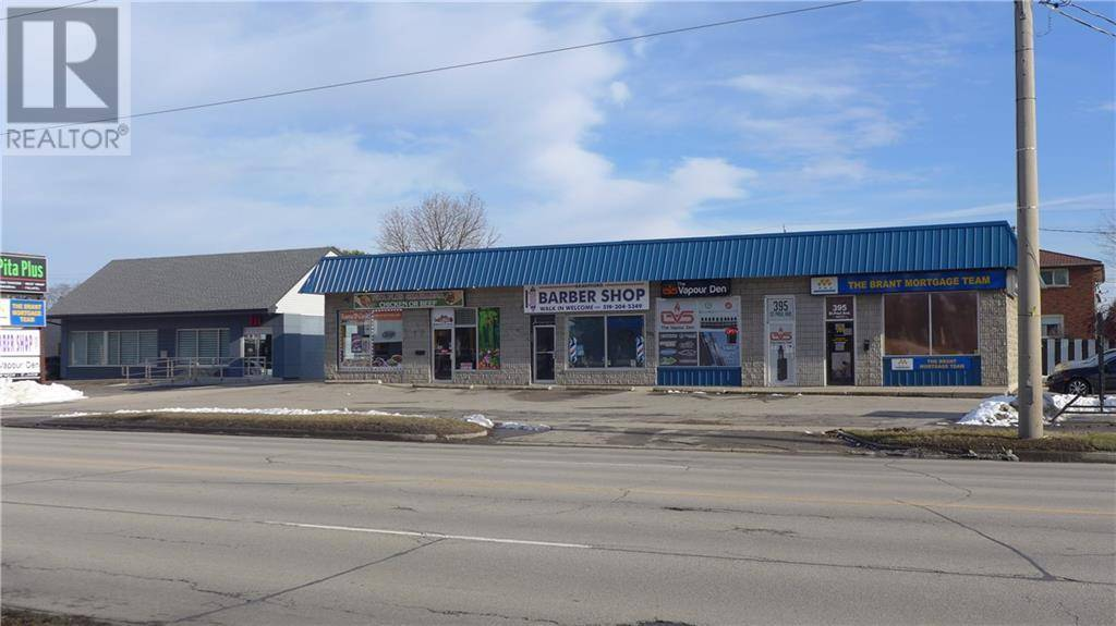 Commercial property for sale at 395 St. Paul Ave Brantford Ontario - MLS: 30789082