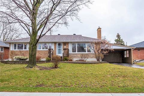 House for sale at 395 Strathcona Dr Burlington Ontario - MLS: W4730032
