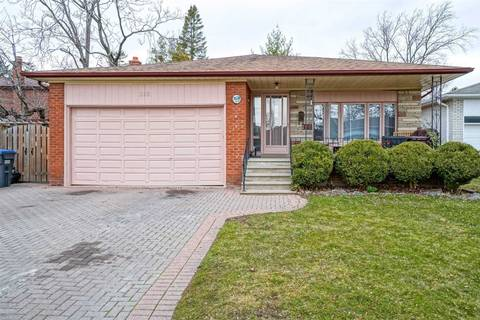 House for sale at 395 Targa Rd Mississauga Ontario - MLS: W4732852