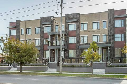 Townhouse for sale at 395 The West Wy Toronto Ontario - MLS: W4698569