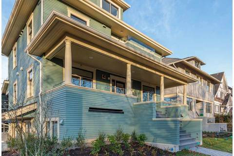 Townhouse for sale at 395 13th Ave W Vancouver British Columbia - MLS: R2440186