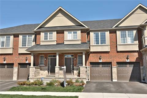 Townhouse for sale at 395 Wheat Boom Dr Oakville Ontario - MLS: W4443163