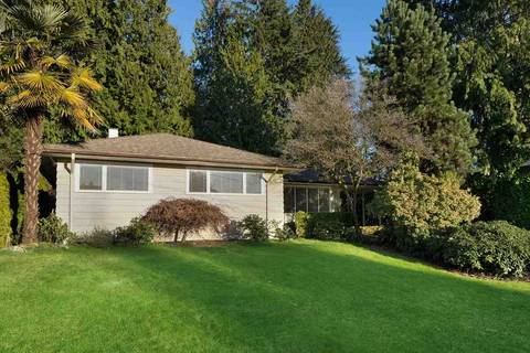House for sale at 3950 Trenton Pl North Vancouver British Columbia - MLS: R2446479