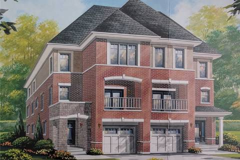 Townhouse for sale at 3954 Thomas Alton Blvd Burlington Ontario - MLS: W4386937