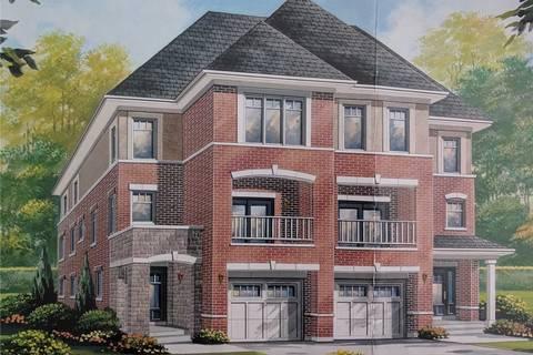 Townhouse for sale at 3954 Thomas Alton Blvd Burlington Ontario - MLS: W4386937
