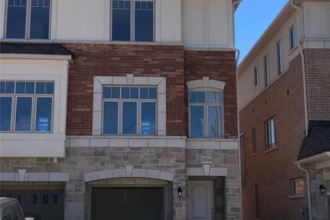 Townhouse for rent at 3954 Tufgar Cres Burlington Ontario - MLS: W4456690