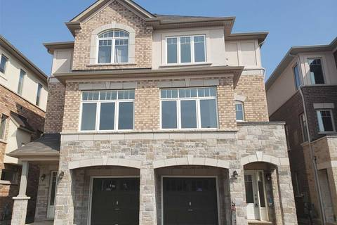 Townhouse for sale at 3956 Thomas Alton Blvd Burlington Ontario - MLS: W4726005