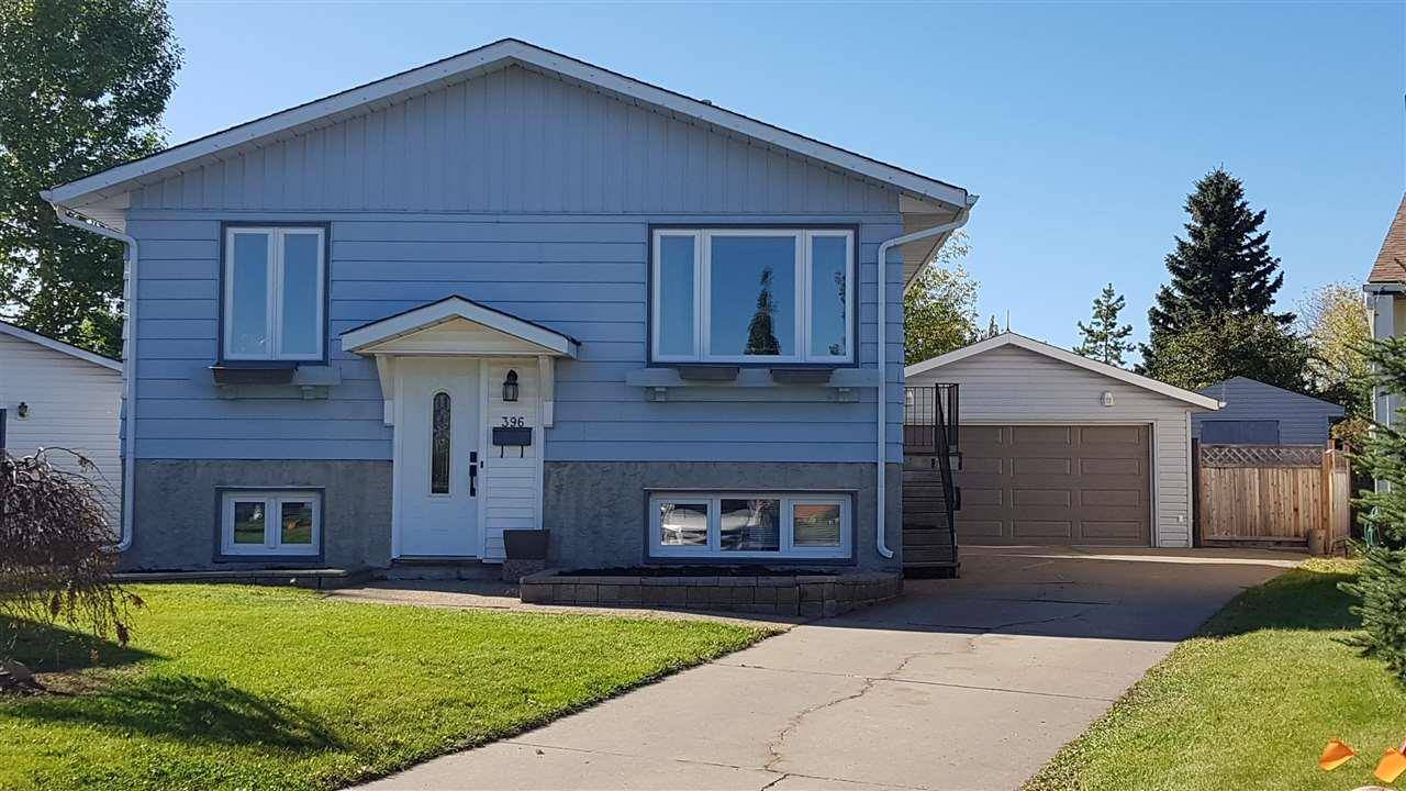 House for sale at 396 Dunluce Rd Nw Edmonton Alberta - MLS: E4174566