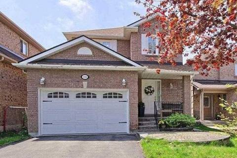 House for sale at 396 Flanagan Ct Newmarket Ontario - MLS: N4461333