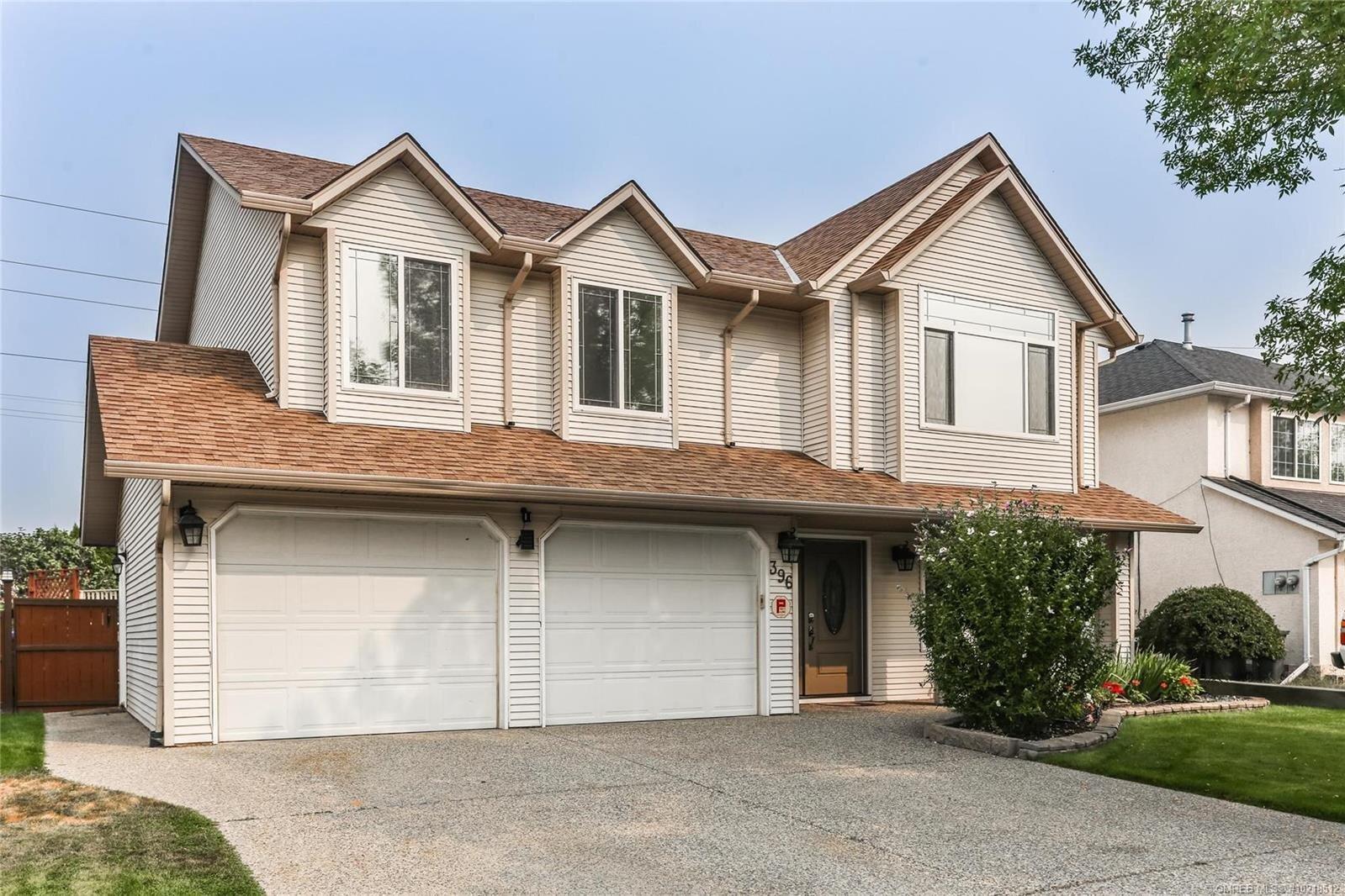 House for sale at 396 Klassen Rd Kelowna British Columbia - MLS: 10218512