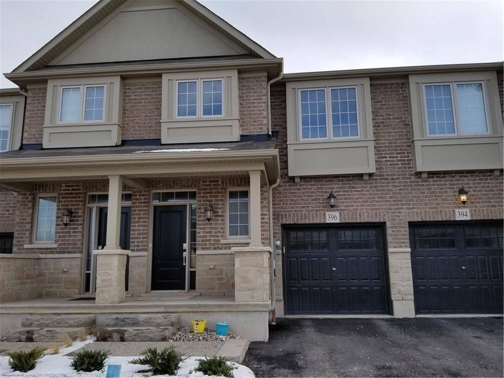 Townhouse for rent at 396 Threshing Mill Blvd Oakville Ontario - MLS: H4069941
