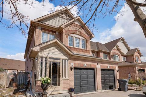 Townhouse for sale at 3965 Zenith Ct Mississauga Ontario - MLS: W4390206