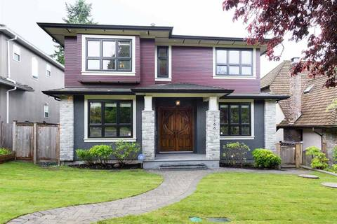 House for sale at 3966 24th Ave W Vancouver British Columbia - MLS: R2404240