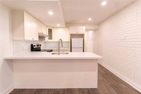 Townhouse for rent at 397 Crawford St Toronto Ontario - MLS: C4534927