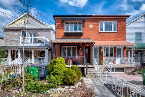 Townhouse for sale at 397 Crawford St Toronto Ontario - MLS: C4730436