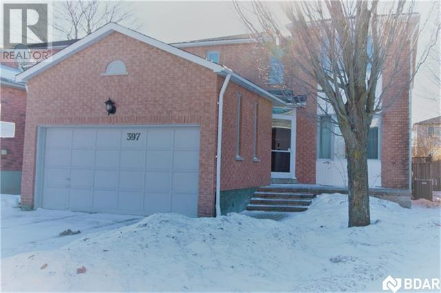 Removed: 397 Hickling Trail, Barrie, ON - Removed on 2018-02-23 09:05:29