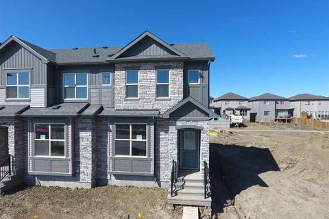 Townhouse for sale at 397 Pioneer Rd Spruce Grove Alberta - MLS: E4149387