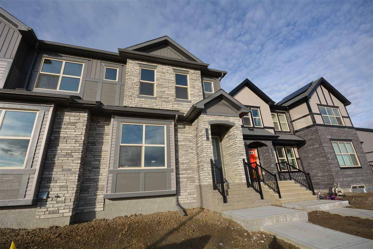 Townhouse for sale at 397 Pioneer Rd Spruce Grove Alberta - MLS: E4177490