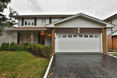 House for sale at 397 Tedwyn Dr Mississauga Ontario - MLS: W4964622