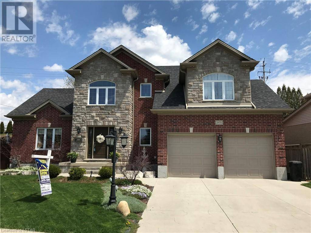 House for sale at 3970 Malpass Rd London Ontario - MLS: 243751