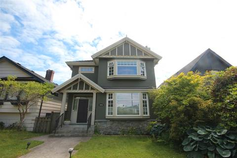 House for sale at 3970 21st Ave W Vancouver British Columbia - MLS: R2379063