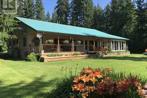 House for sale at 3973 Canim-hendrix Lake Rd Canim Lake British Columbia - MLS: R2358621