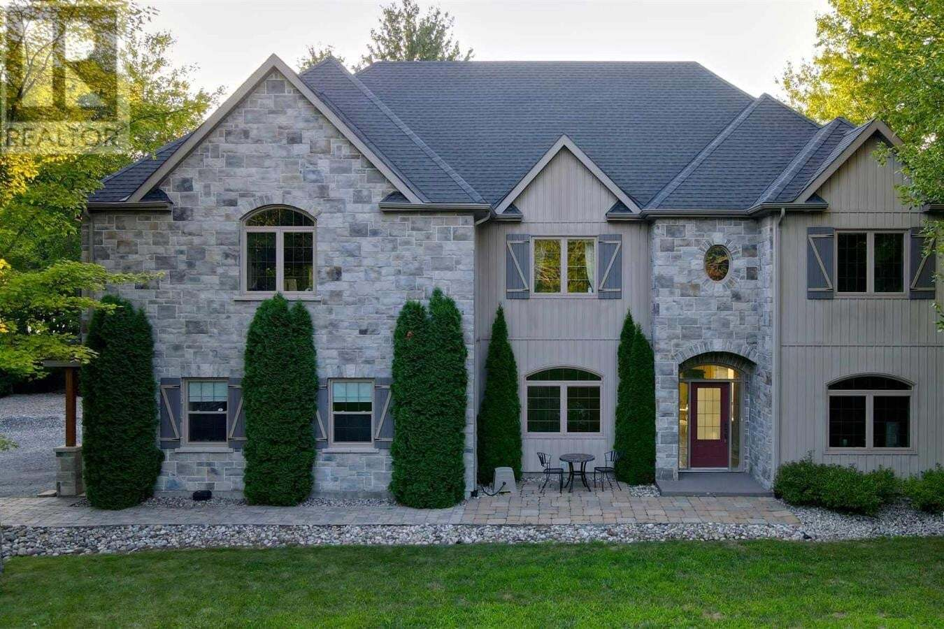 House for sale at 3973 Stone Point Rd South Frontenac Ontario - MLS: K20004670