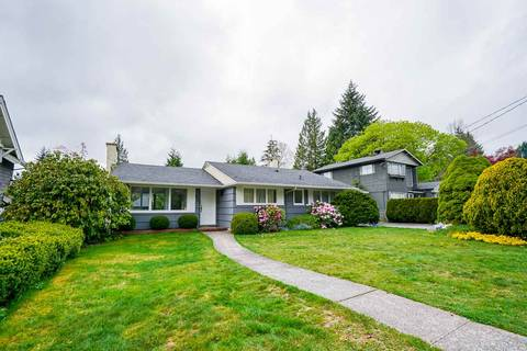 House for sale at 3975 Hillcrest Ave North Vancouver British Columbia - MLS: R2452099