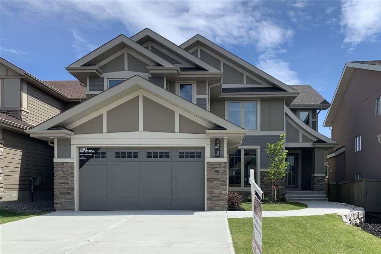 House for sale at 3978 Kennedy Cr SW Edmonton Alberta - MLS: E4200410