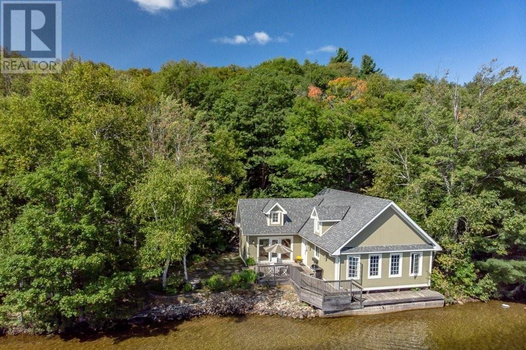 House for sale at 3978 South Portage Rd South Huntsville Ontario - MLS: 40021270