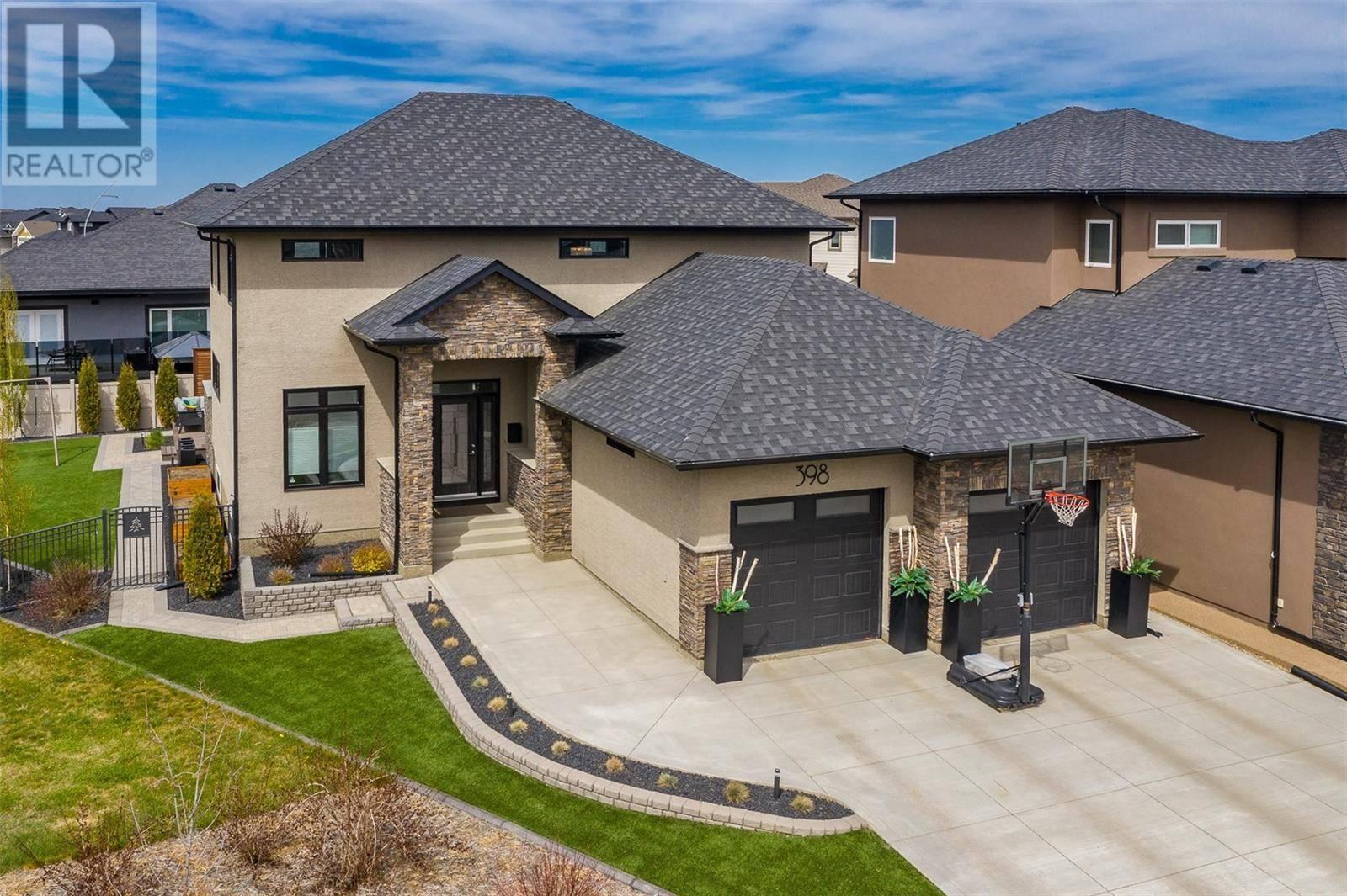 House for sale at 398 Atton Cres Saskatoon Saskatchewan - MLS: SK773754