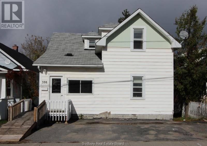 House for sale at 398 Morris St Sudbury Ontario - MLS: 2079038