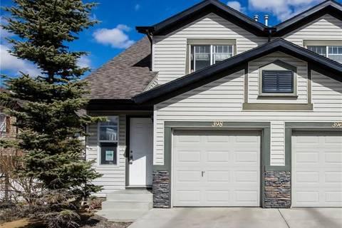 Townhouse for sale at 398 Panatella Blvd Northwest Calgary Alberta - MLS: C4237917