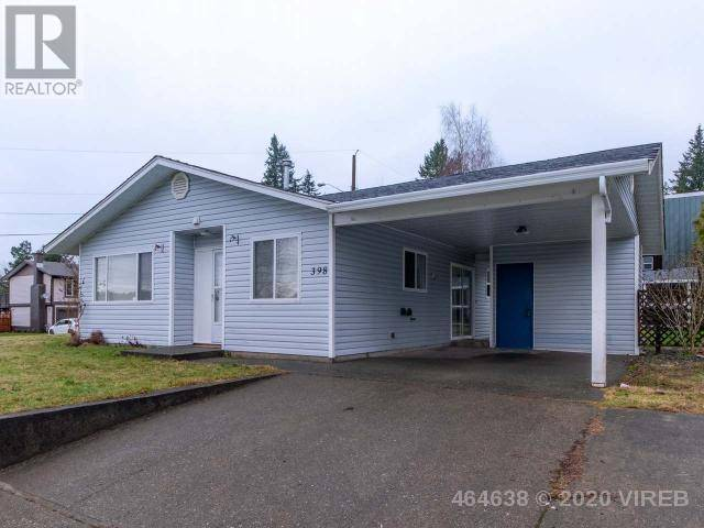 House for sale at 398 Rockland Rd Campbell River British Columbia - MLS: 464638