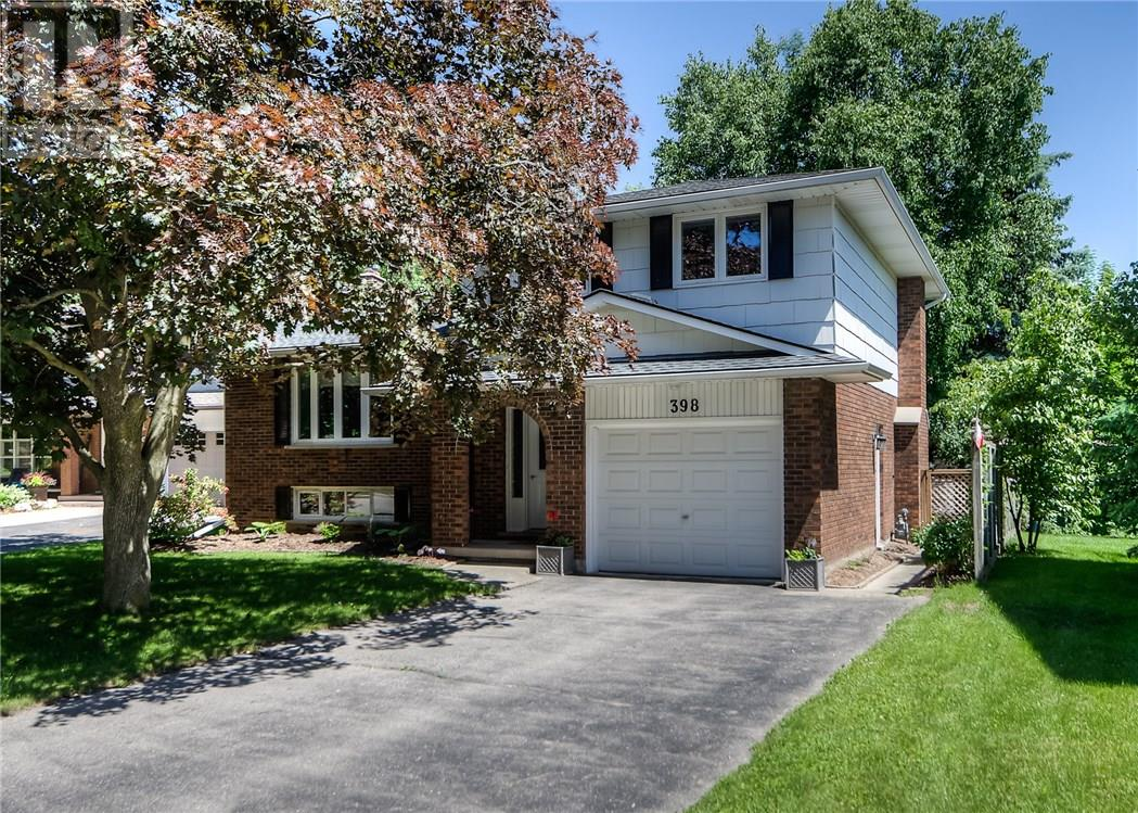 Removed: 398 Shallmar Crescent, Waterloo, ON - Removed on 2018-09-24 16:54:20
