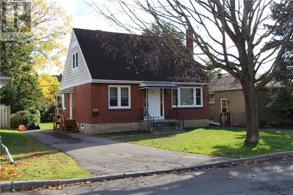House for sale at 398 Spartan Ave Ottawa Ontario - MLS: 1172533