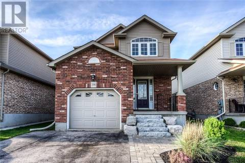 House for sale at 398 Tealby Cres Waterloo Ontario - MLS: 30744343