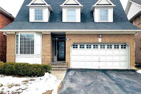 House for rent at 398 Van Kirk Dr Brampton Ontario - MLS: W4681188