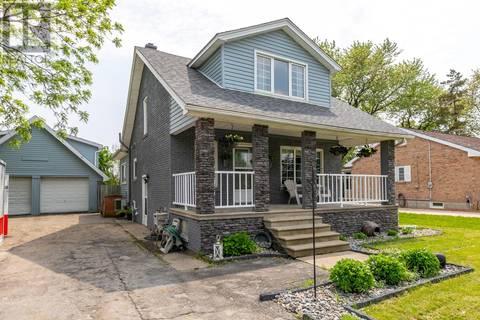 House for sale at 3985 Baseline  Windsor Ontario - MLS: 19019266