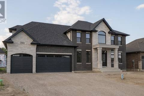 House for sale at 3985 Lasalle Woods  Lasalle Ontario - MLS: 19020861