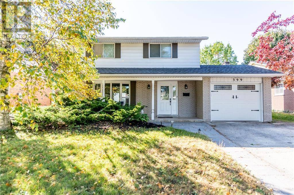 House for sale at 399 Dunvegan Dr Waterloo Ontario - MLS: 30771412