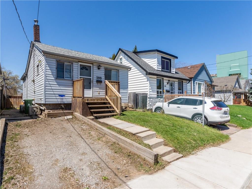 Removed: 399 Fairfield Avenue, Hamilton, ON - Removed on 2019-05-20 06:42:17